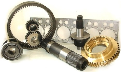 Earthmoving machine spares, Aftermarket spare parts, Replacement spares
